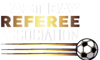 East Bay Referee Association Logo